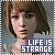 life is stranger